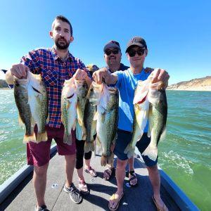 Southern California Fishing Guide's Report 09/21/2021