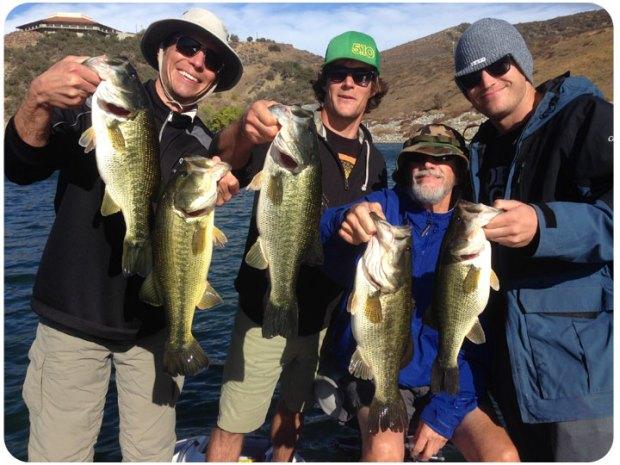 Tauber Fishing Trip Information Group Trip