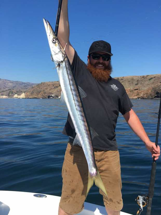 Saltwater Fishing Charter Report 08/29/2017