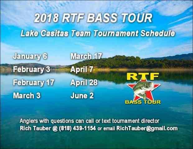 2018 RTF Bass Tour Banner