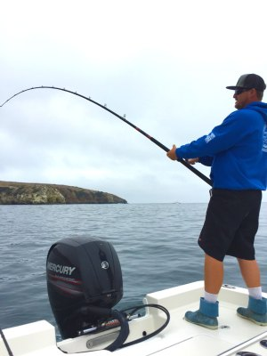 Southern California Saltwater Guide Trip 07/27/2018 -