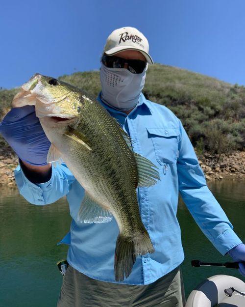 Southern California Bass Fishing Guide's Report 04/21/2020