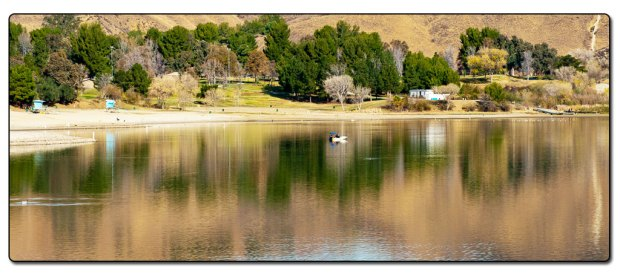 Castaic Lake Fishing Guide Service
