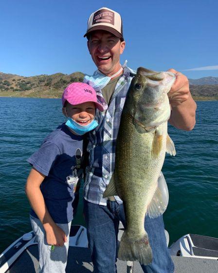 Southern California Bass Fishing Guide's Report 07/11/2020