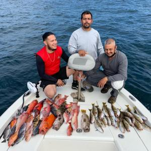 Southern California Fishing Guide's Report 09/20/2020