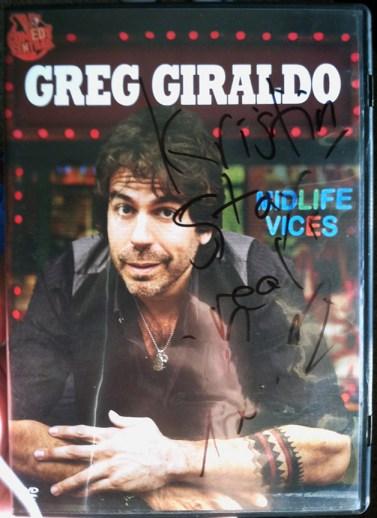 Greg Geraldo