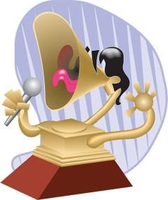 Grammy illustration