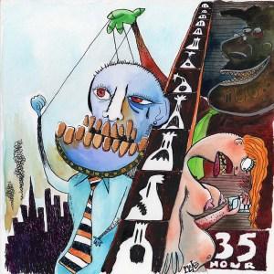 """Mr. Mayor"" by Rick Baldwin"