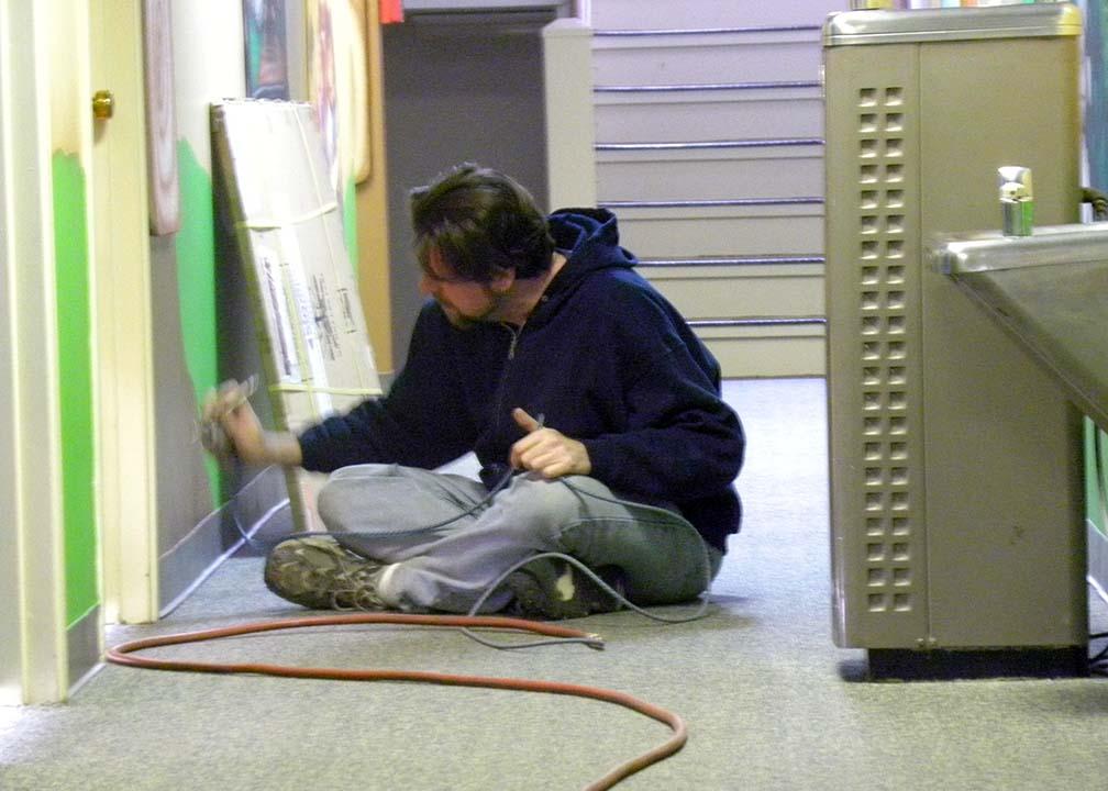 Atlanta Mural Painter Rick Baldwin