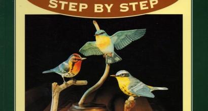 Book, Step by Step - Woodland Warblers