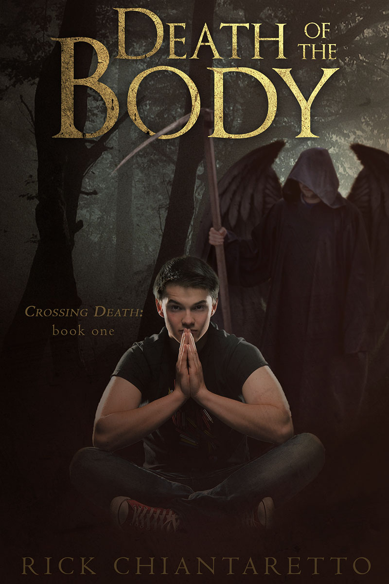 Death of the Body Cover