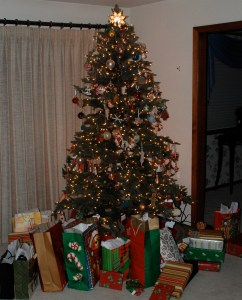 Coplin Family Christmas Tree