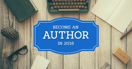 Become and Author via Author Academy Elite