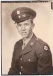 Fred J Coplin - Army
