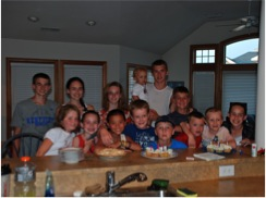 Rick Coplin Beach House  Birthday Party