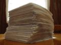 Pile of Surveys