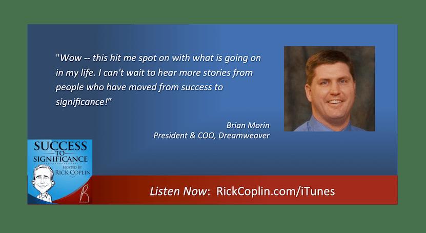 Brian Morin Dreamweaver International