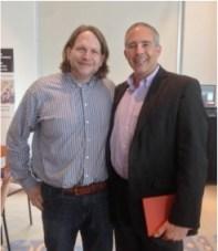 Rick Coplin and Chris Brogan