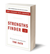 Strengths Finder 2 by Tom Rath