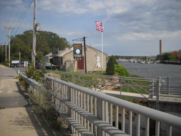 The Narrows Crossing restaurant.