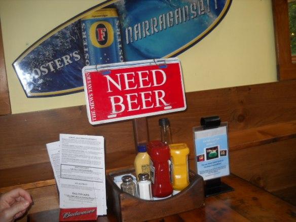 Mews Tavern.