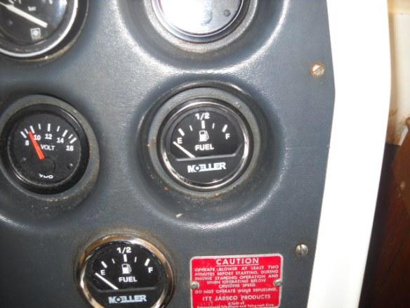 Modern era gauge.