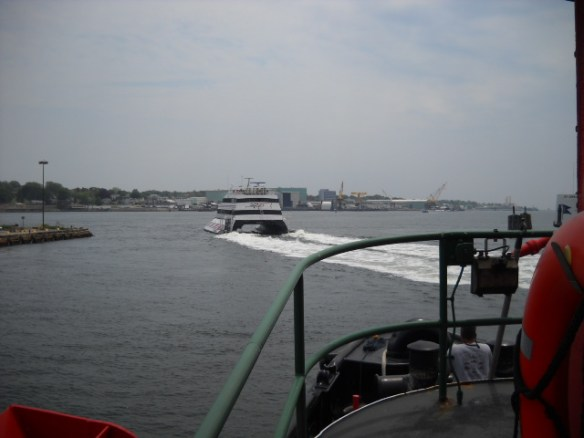Fast Ferry.