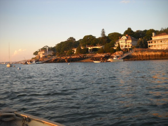 Good-bye Marblehead.