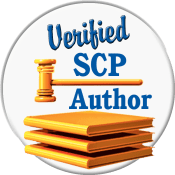 Verified SCP Author