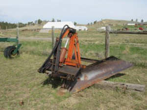 Daum Ranch Equipment Auction – Rick Young and Sons