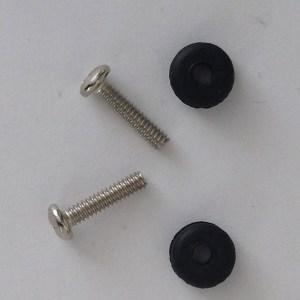 Rickenbacker Neck Pickup Fixing Screw Kit