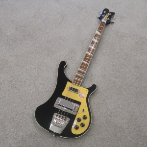 Custom Rickenbacker 4003 Gold