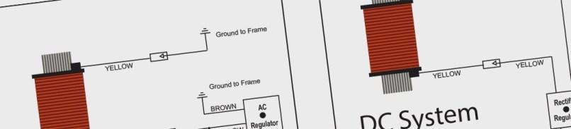 Honda Motorcycle Stator Wiring Diagram | Reviewmotors.co on