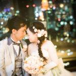 ANAインターコンチネンタルホテル東京の結婚式*挙式披露宴の出張持ち込みカメラマン*