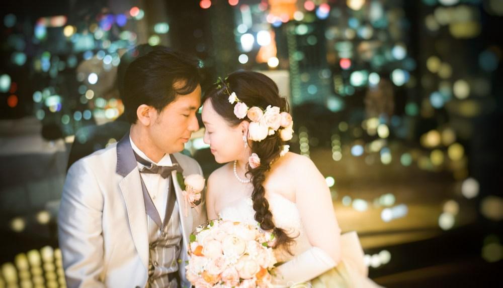 ANAインターコンチネンタルホテル東京 結婚式写真