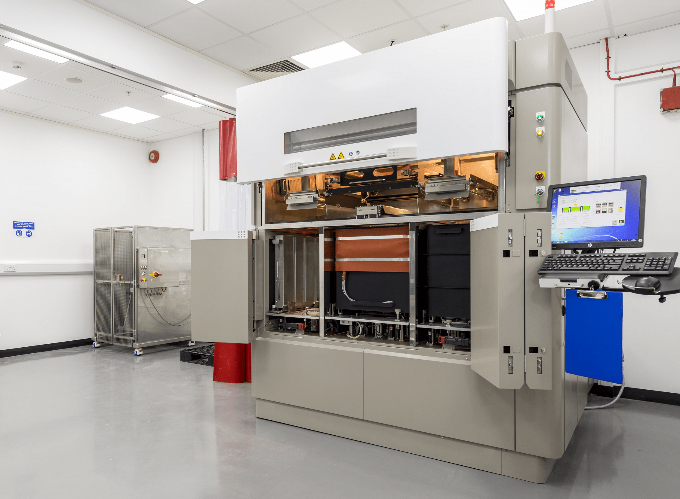 High-end Additive Manufacturing technology: The RICOH AM S5500P