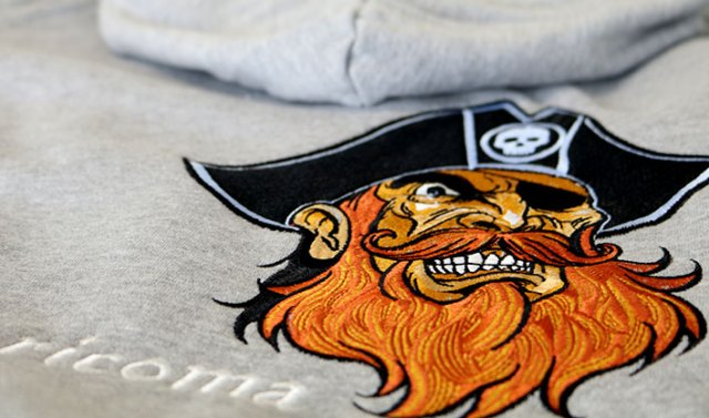 CHT2 Embroiders Hoodies