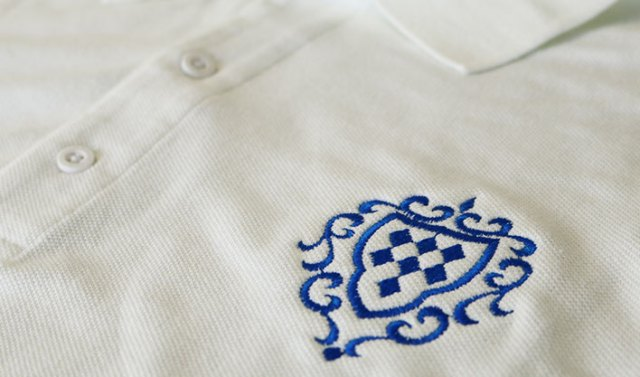 CHT Embroiders Polos
