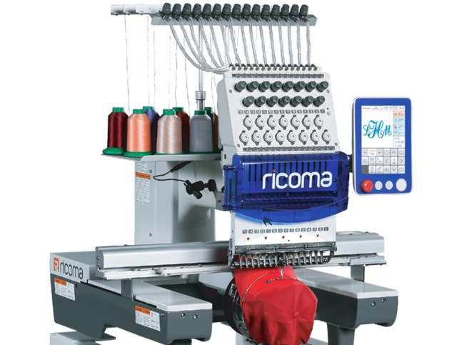 Ricoma TC Series