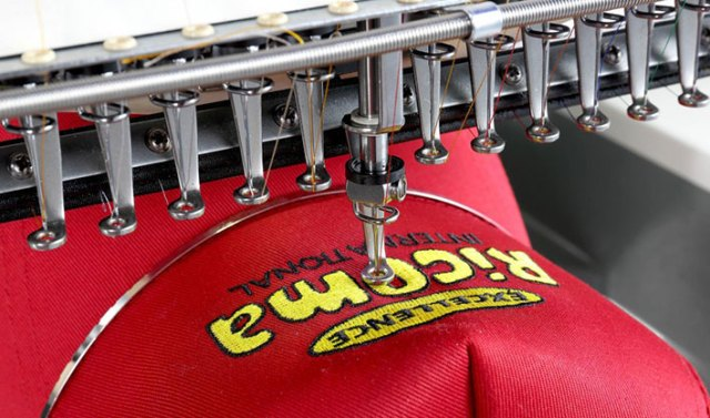 TC Embroiders Caps