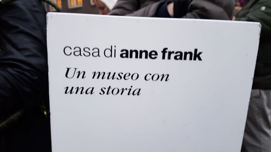 casa di anna frank