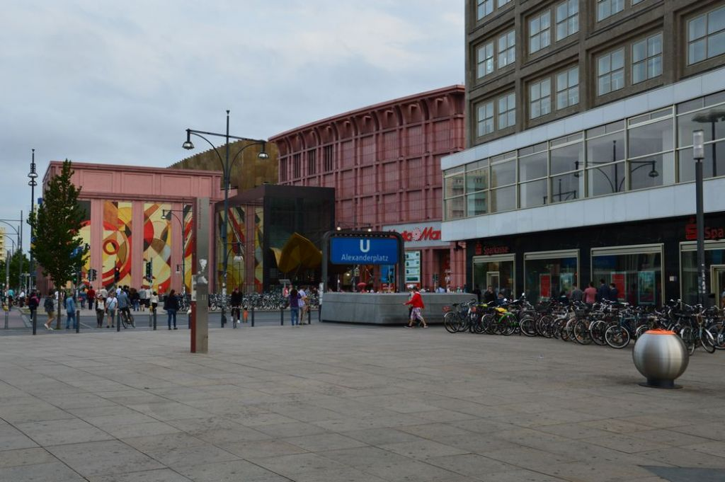 quattro giorni a Berlino
