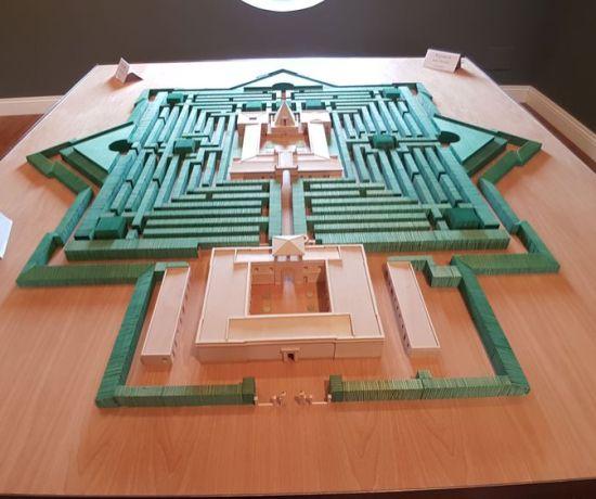 labirinto della masone di fontanellato