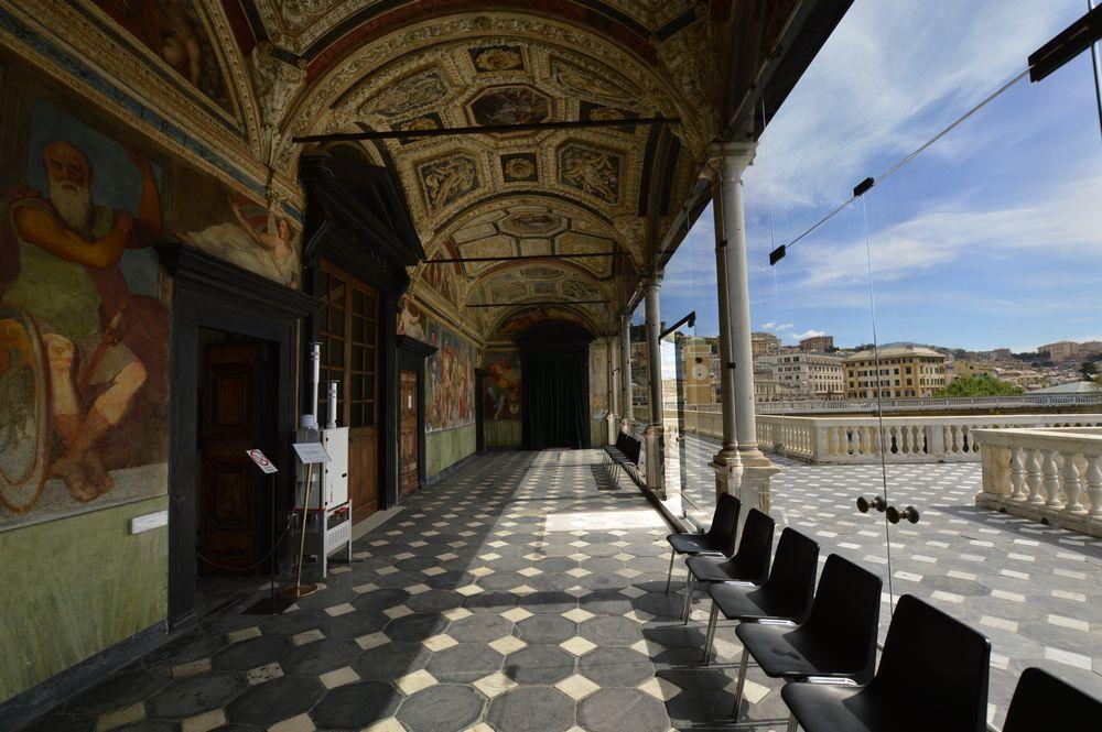 palazzo del principe a genova