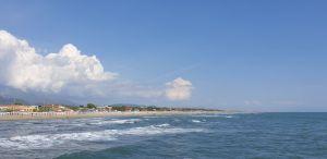 spiagge della versilia
