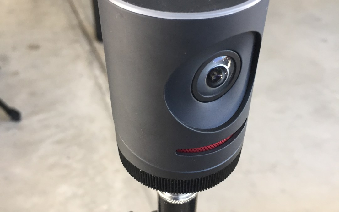 Recording live audio and video with MEVO – could this be used for education resource development.