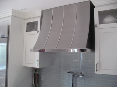 RIDALCO Stainless Steel Residential Exhaust Hoods RIDALCO Stainless Steel