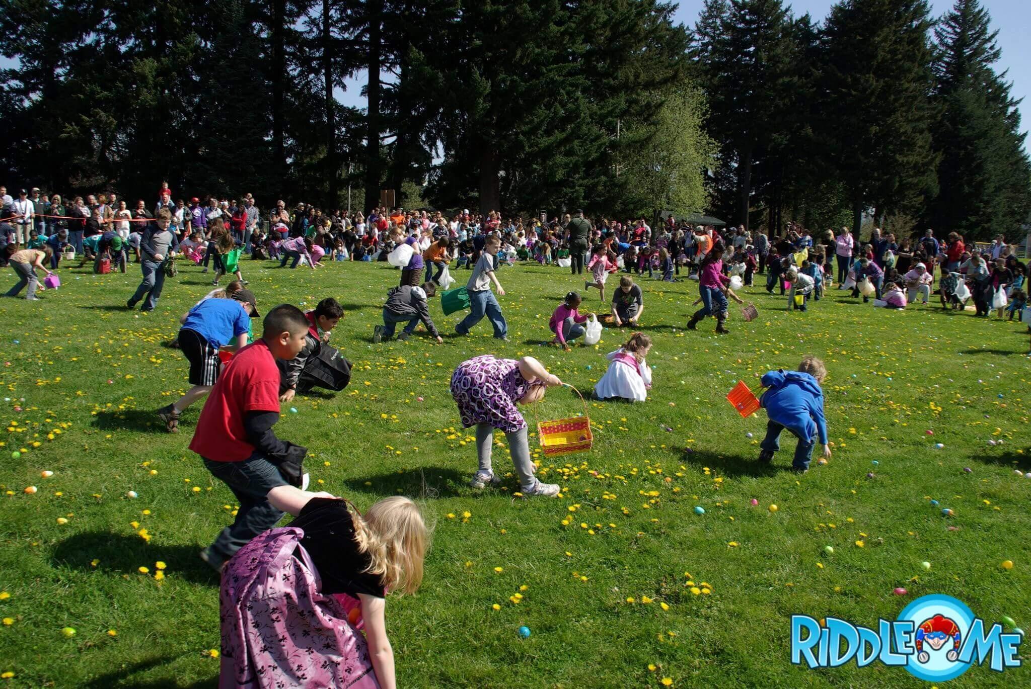 6 Unique Ideas For Easter Egg Hunts