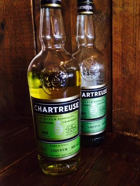 And Nothing But Chartreuse….