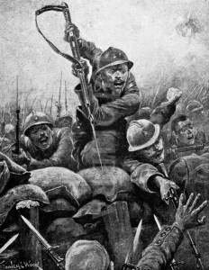 On August 1, 1914, after Russia's response, Germany mobilized and declared war on Russia